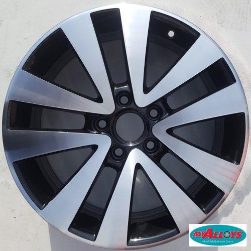 Refurbished Alloy Wheels