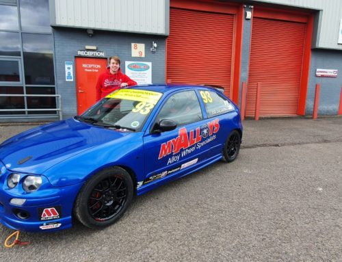 JD Racing – Back in the workshop